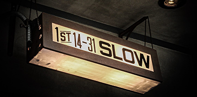 SLOW FACTORY