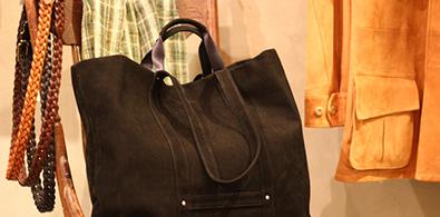 STYLE -horse nubuck-tool bag Msize