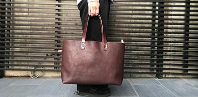 SLOW -tote bag-
