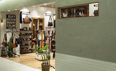 SLOW authentic goods store グランフロント大阪店