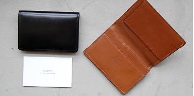 CORDOVAN -Short wallet-