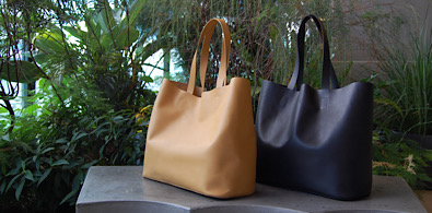 VEGETAL-tote bag L-