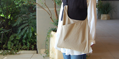 Span nylon -2way grocery shopper