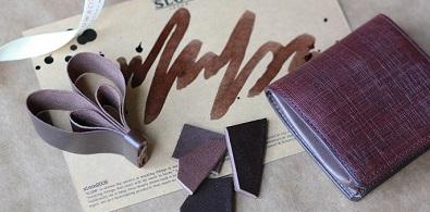 Valentine Gift -leather-