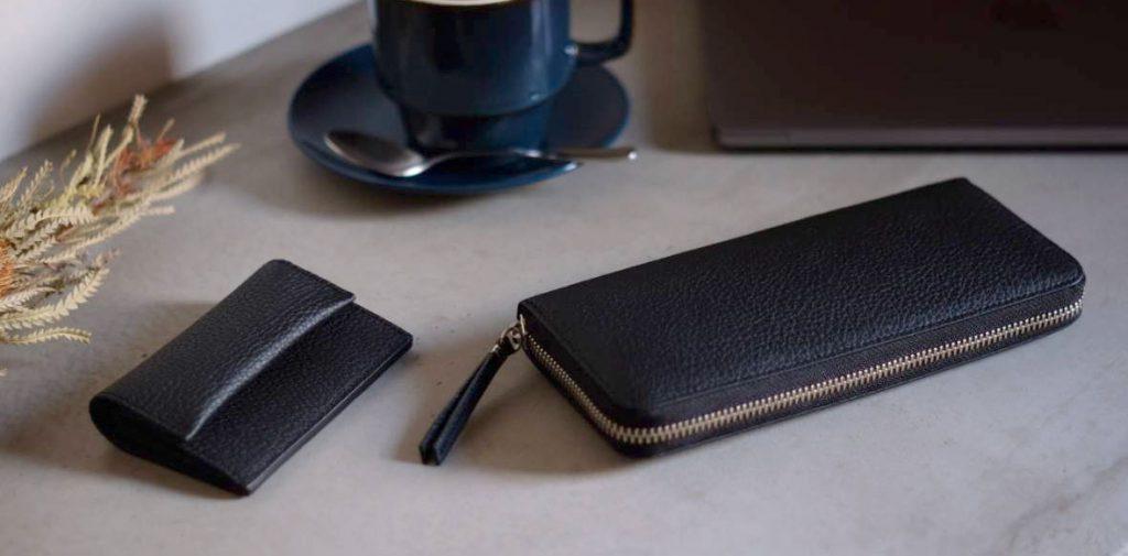 crispanil -round long wallet-