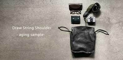 DEER Draw String Shoulder -aging sample-