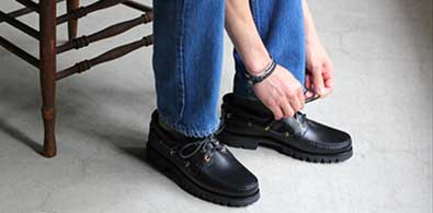 21SS moccasin shoes