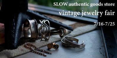 vintage jewelry pop up