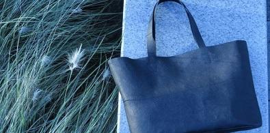 embossing tote bag